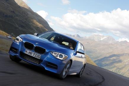 Mondial de l'Auto : BMWM135i