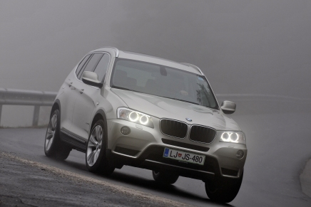 Le BMW X3 sDrive 18d disponible dès 37 300€