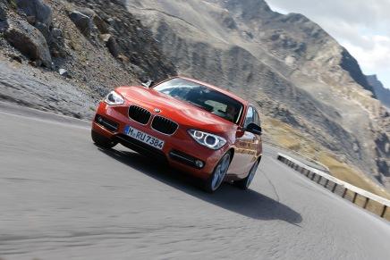Mondial de l'Auto : Nouveau moteur d'entrée de gamme pour la BMW Série1