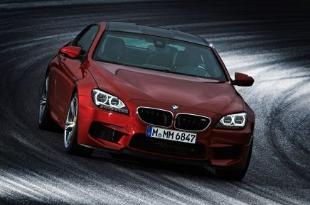 La nouvelle BMW M6 coupé reçoit un V8 bi-turbo de 560chevaux