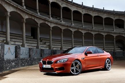 Mondial de l'Auto : BMW M6coupé