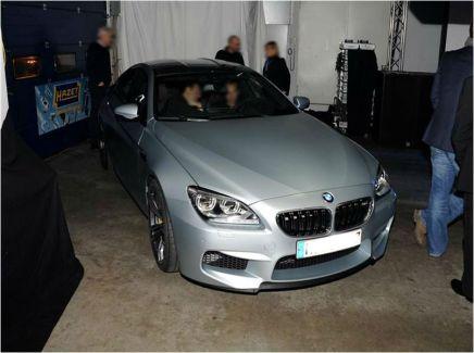 Voici la future BMW M6GranCoupé