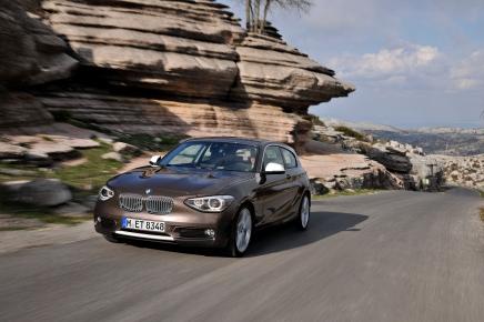 La BMW Série 1 s'affiche désormais sous les 23000€