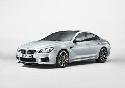 BMW dévoile officiellement la M6 GranCoupé