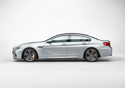 Galerie photos : BMW M6 GranCoupé