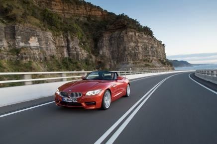 Une version revue du BMW Z4 présentée au Salon de Détroit enjanvier