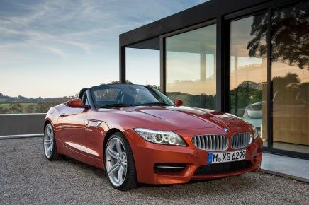 Galerie photos : BMW Z4restylé
