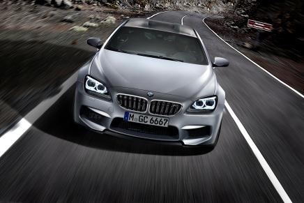 La BMW M6 Gran Coupé s'échange contre 138150€