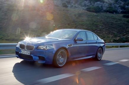 Galerie photos : BMW M5F10