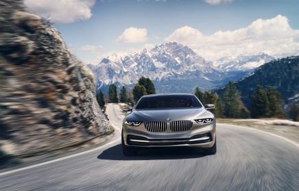 La prochaine BMW Série 5 s'inspirera de la Gran LussoConcept