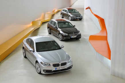 LES TARIFS DE LA BMW SÉRIE 5RESTYLÉE