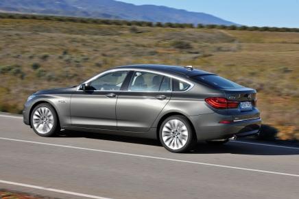 BMW SÉRIE 5 GT RESTYLÉE(VIDÉO)