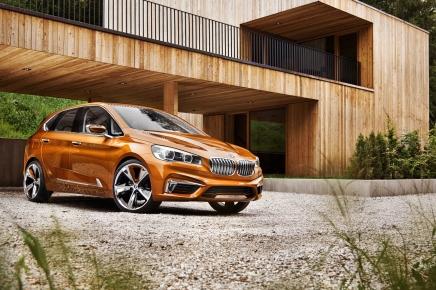 BMW lève le voile sur l'Active Tourer OutdoorConcept