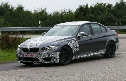 BMW PRÉPARE LA FUTUREM3