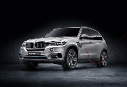 BMW annonce les caractéristiques du futur X5 hybriderechargeable