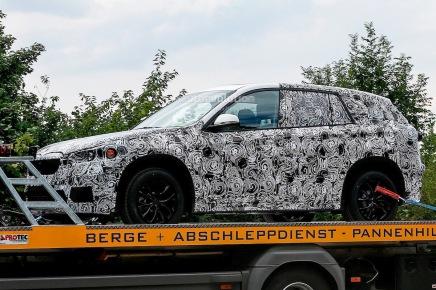 BMW PRÉPARE LA DEUXIÈME GÉNÉRATION DUX1