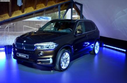 BMW PRÉSENTE LE PROGRAMME DE PERSONNALISATION INDIVIDUAL POUR LEX5