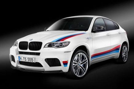 Une nouvelle édition limite du BMW X6M