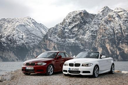 Fin de carrière pour les BMW Série 1 Coupé etCabriolet