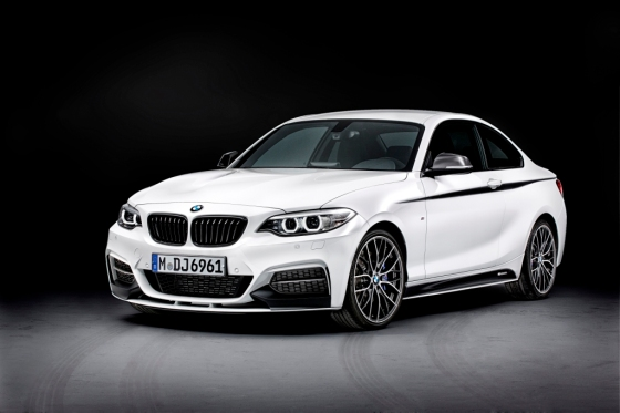 BMW Série 2 M Performance