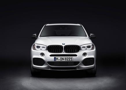BMW présente le X5 pack MPerformance