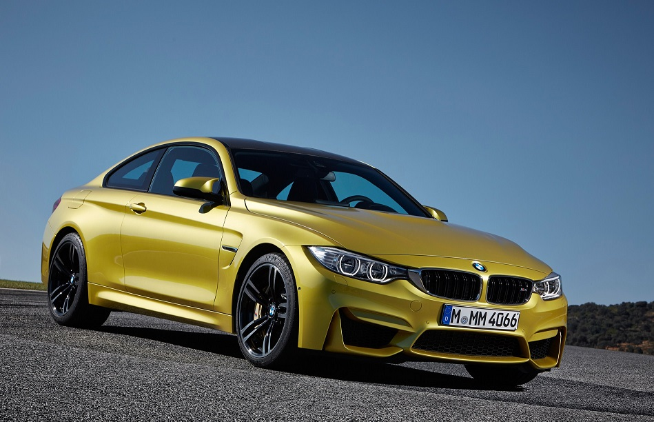 Début de production de la BMW M4
