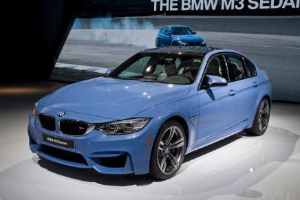 Détroit 2014 : BMWM3