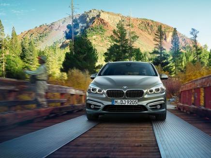 BMW dévoile les tarifs de la Série 2 ActiveTourer