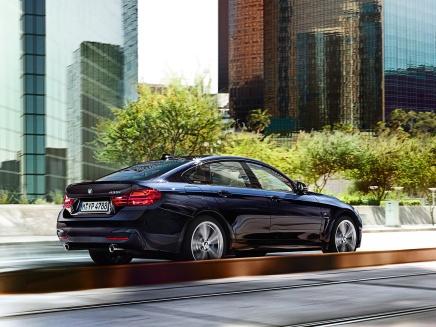 Début des livraisons de la BMW Série 4 Gran Coupé le 19juin