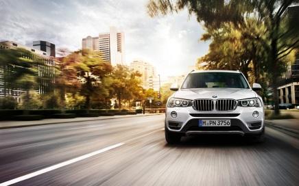 Galerie photos : BMW X3restylé