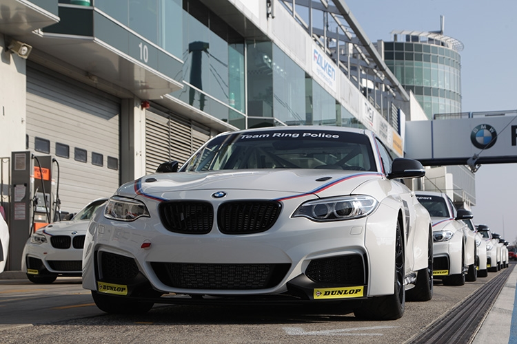 GALERIE PHOTOS : BMW M235i RACING