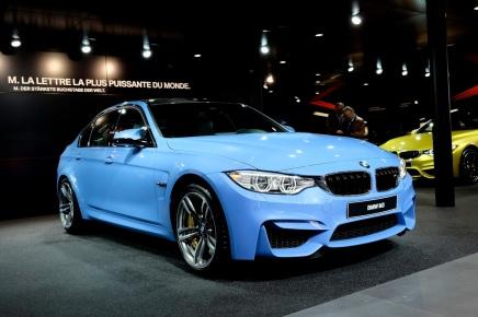 Genève 2014 : BMWM3