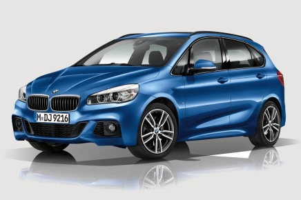 Galerie photos : BMW 225i Active Tourer M Sport