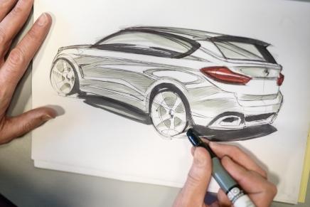 BMW confirme le lancement d'unX7
