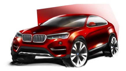 BMW officialise le lancement d'un X2 en 2017