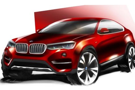 BMW officialise le lancement d'un X2 en2017