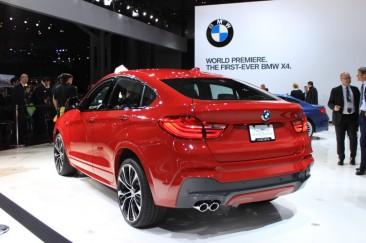 2014 NYIAS BMW X4 (1)
