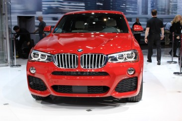 2014 NYIAS BMW X4 (2)
