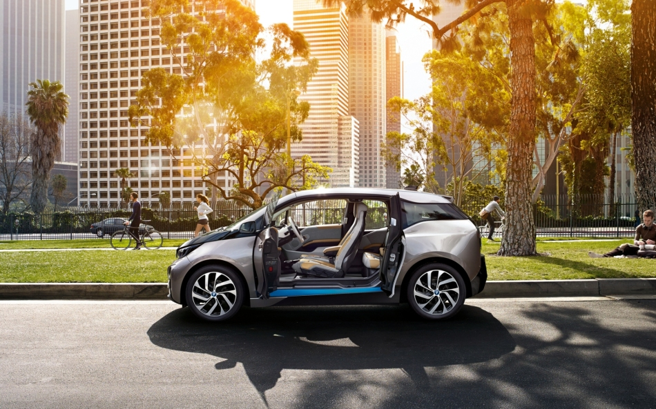 LE PLEIN DE PHOTOS DE LA BMW i3