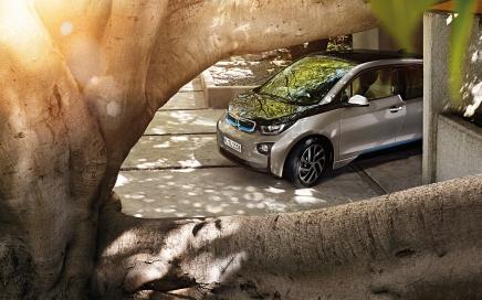 BMW développe un système de recharge sans fil pour ses voituresélectriques