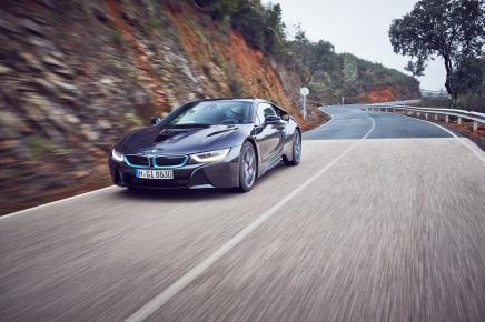 La BMW i8 s'expose en avant première ce weekend àToulouse