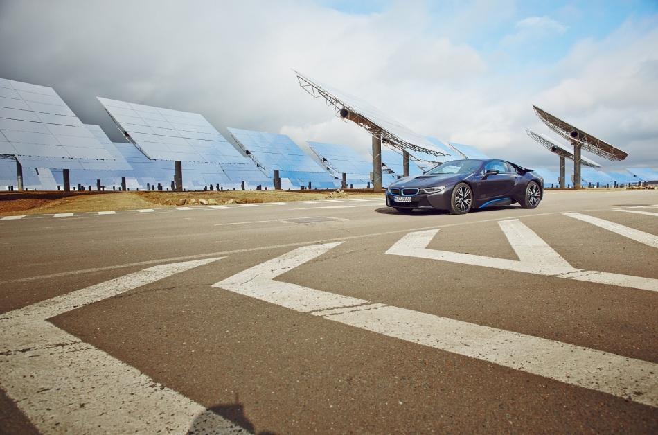 BMW va devoir investir des milliards pour atteindre les objectifs de CO² del'UE