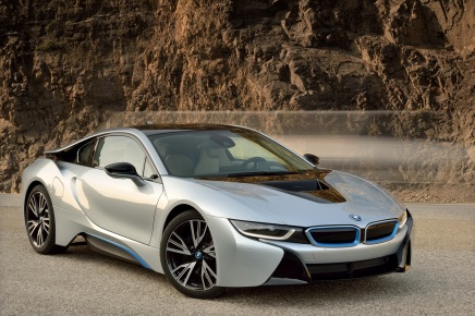 Galerie photos : BMWi8
