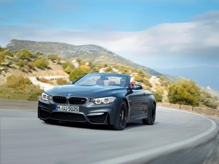 Première Mondiale : BMW M4Cabriolet