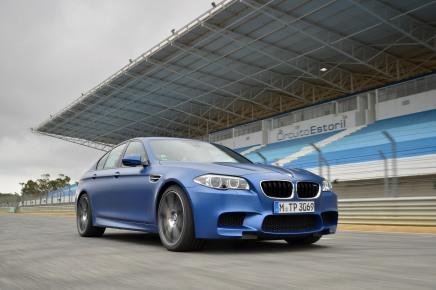 BMW prépare une M5 de 600 chevaux pour les 30 ans dumodèle