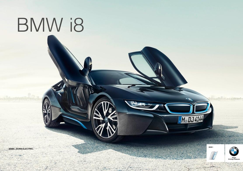 BMW i8 - 2015 Bmw-i8-campagne-promotionnelle-2