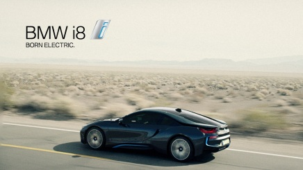 BMW i8 : Powerful Idea