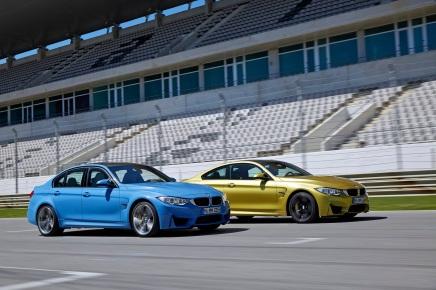 Les nouvelles BMW M3 et BMWM4