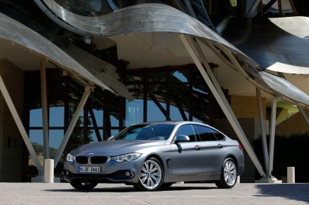 BMW présente la composition Individual pour la Série 4 GranCoupé