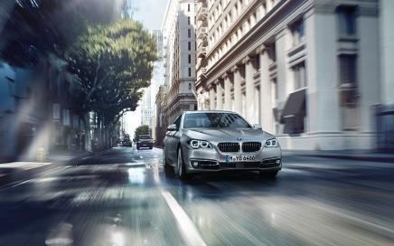 De nouveaux moteurs pour la BMW Série5